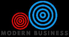 Modern Business Membership Site Logo